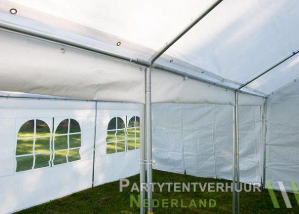 Partytent 6x6 meter aan elkaar huren - Partytentverhuur Breda