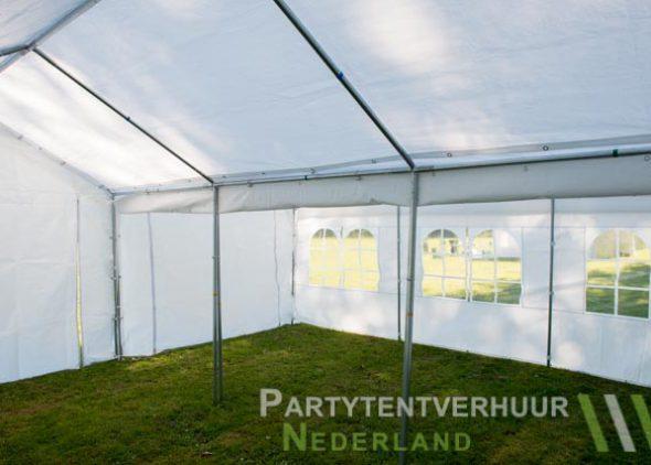 Partytent 6x6 meter binnenkant huren - Partytentverhuur Breda