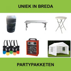 Breda partypakket