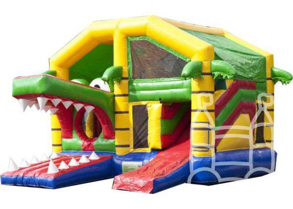 speelkussen krokodil multiplay