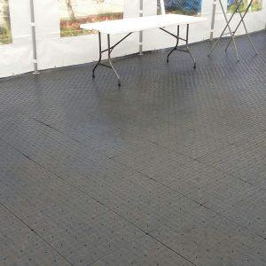 Huren tentvloer in Breda