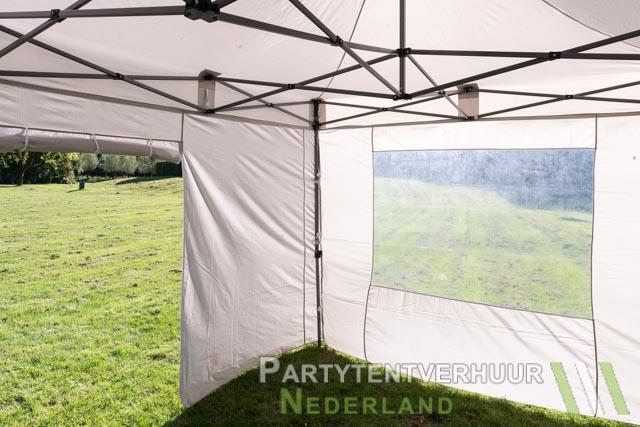 Binnenkant Easy Up 3x4,5 meter huren - Partytentverhuur Breda
