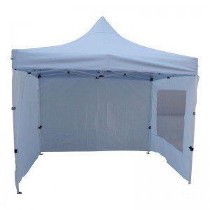 Huren van een easy up tent in Breda