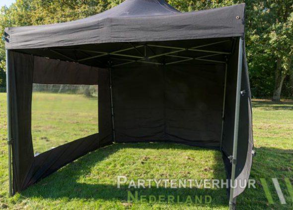 Easy up tent 3x3 meter voorkant huren - Partytentverhuur Breda