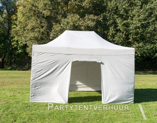 Partytent, Easy up tent, vouwtent, Statafels, Lounge