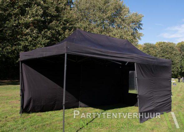 Easy up tent 3x6 meter binnenkant huren - Partytentverhuur Breda