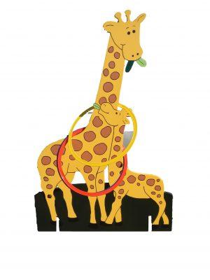 Giraf ring gooien huren Breda