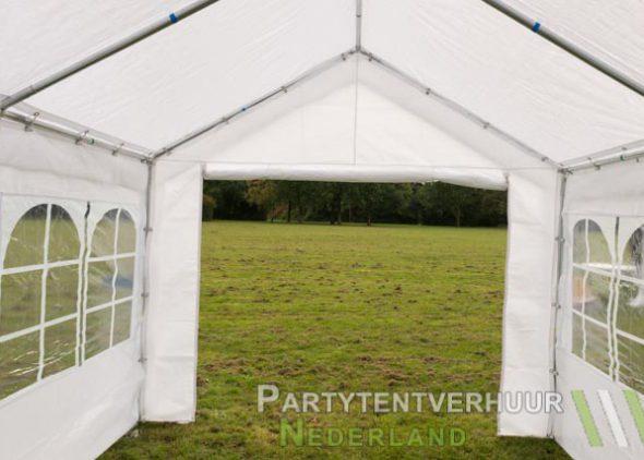 Partytent 3x3 meter binnenkant huren - Partytentverhuur Breda